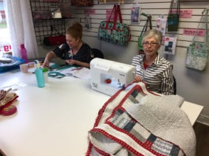 November Sewing Café at ABQ Sewing Studio